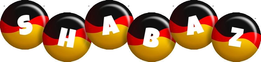 Shabaz german logo