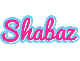 Shabaz popstar logo