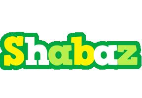 Shabaz soccer logo