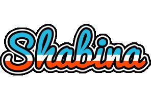 Shabina america logo