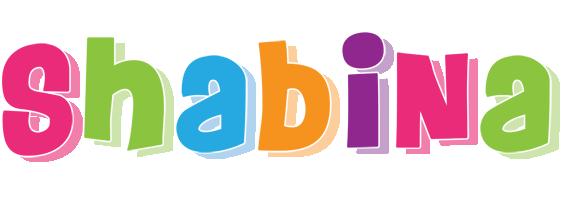 Shabina friday logo