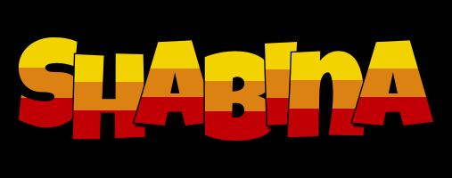 Shabina jungle logo