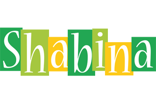 Shabina lemonade logo