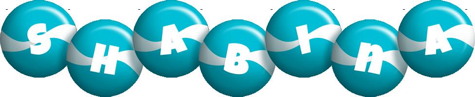 Shabina messi logo