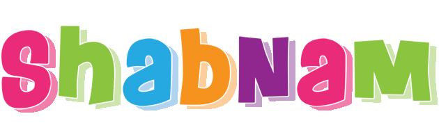 Shabnam friday logo