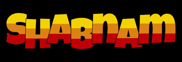 Shabnam jungle logo