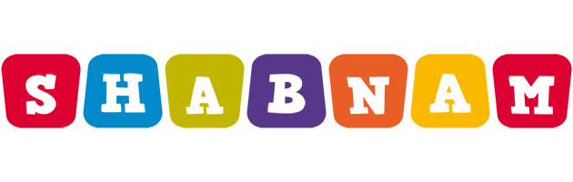 Shabnam kiddo logo