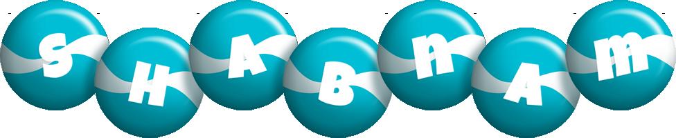 Shabnam messi logo