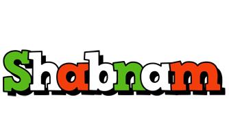 Shabnam venezia logo