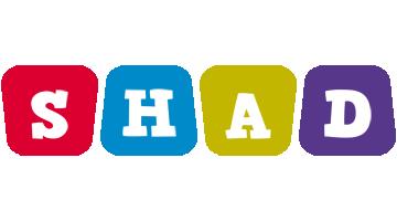Shad kiddo logo