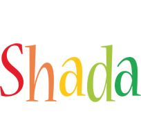 Shada birthday logo