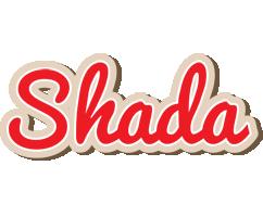 Shada chocolate logo