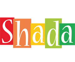 Shada colors logo