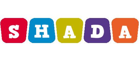 Shada daycare logo