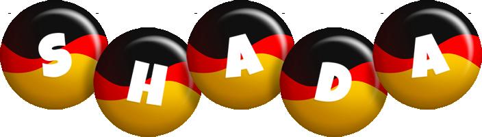 Shada german logo