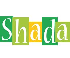 Shada lemonade logo