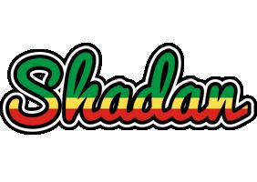 Shadan african logo