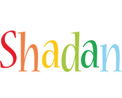 Shadan birthday logo