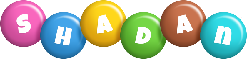 Shadan candy logo