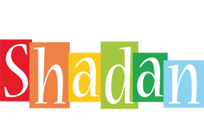 Shadan colors logo
