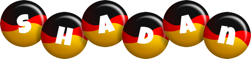 Shadan german logo