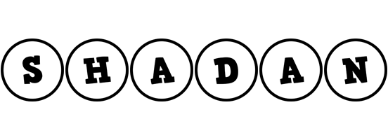 Shadan handy logo