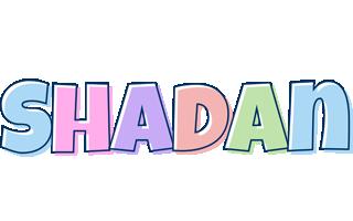 Shadan pastel logo