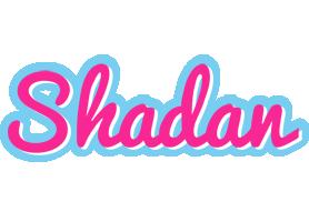 Shadan popstar logo
