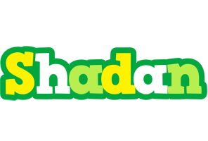 Shadan soccer logo
