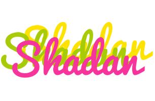 Shadan sweets logo