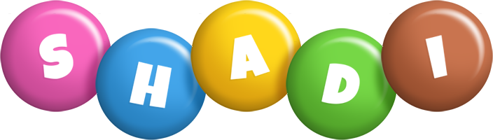 Shadi candy logo