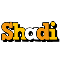 Shadi cartoon logo