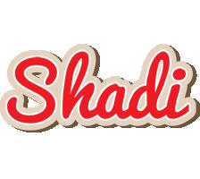 Shadi chocolate logo
