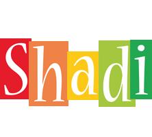 Shadi colors logo