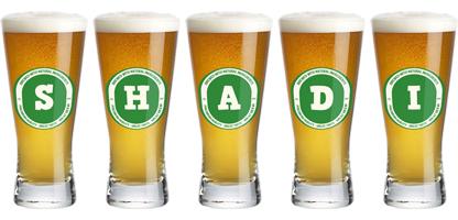 Shadi lager logo