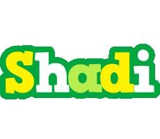 Shadi soccer logo