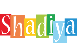 Shadiya colors logo