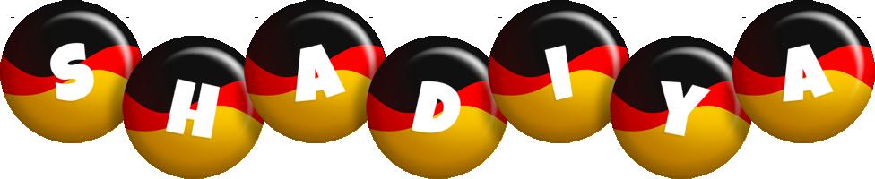 Shadiya german logo