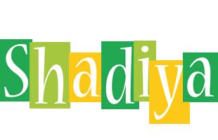Shadiya lemonade logo