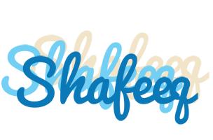 Shafeeq breeze logo