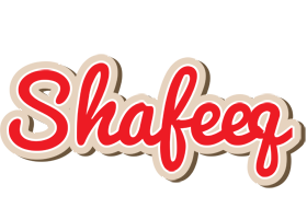 Shafeeq chocolate logo