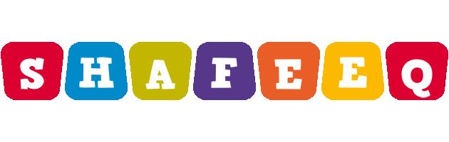 Shafeeq daycare logo