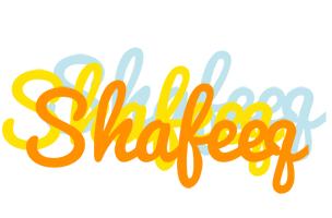 Shafeeq energy logo