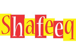 Shafeeq errors logo