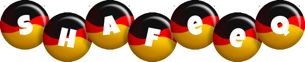Shafeeq german logo