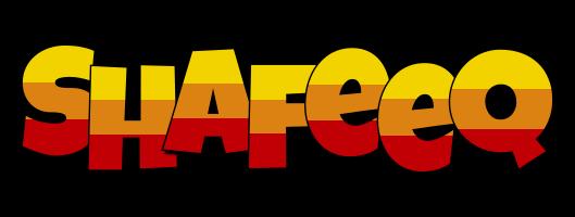 Shafeeq jungle logo