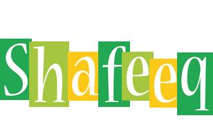 Shafeeq lemonade logo