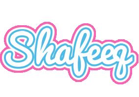 Shafeeq outdoors logo