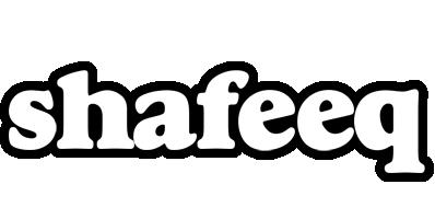 Shafeeq panda logo