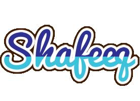 Shafeeq raining logo
